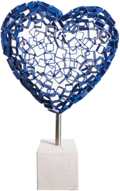 , 'Diamond Love (blue),' 2017, New Gallery of Modern Art