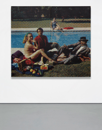 Alain Jacquet, 'Le Dejeuner sur l'herbe,' 1964, Phillips: New Now (February 2017)