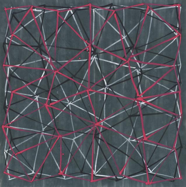 , 'Paper 307-308,' 2010, Galerie Floss & Schultz