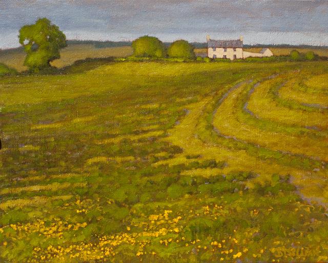 Barry F. McCuan, 'Yorkshire Dales', 2015, Ventana Fine Art