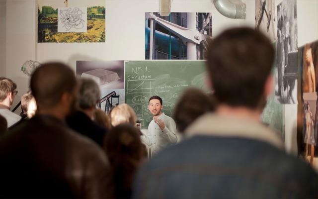 , 'New Pompidou (Performance),' 2014, Fondation d'Entreprise Galeries Lafayette
