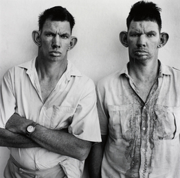 Roger Ballen, 'Dresie and Casie, twins, Western Transvaal,' 1993, Phillips: Photographs