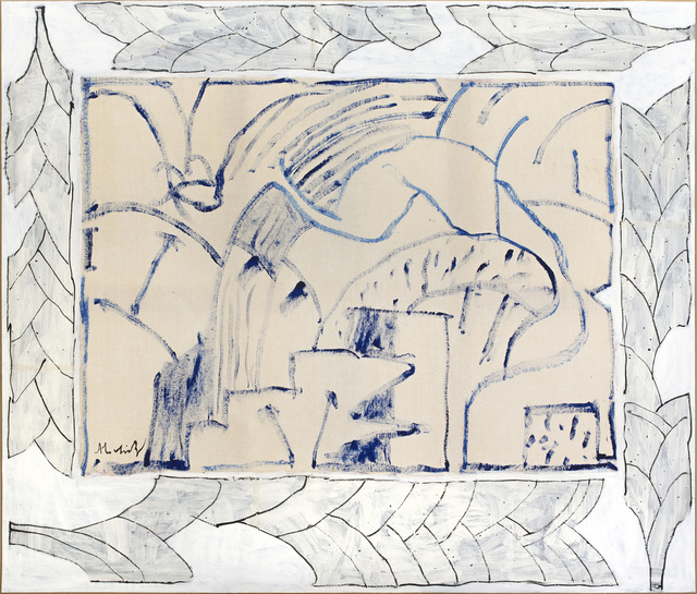 , 'Mouvements respiratoires,' 2017, Galerie Lelong & Co.