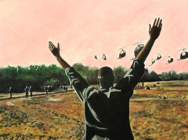 , 'Rescue - Ia Drang - Vietnam,' 2013, DETOUR Gallery