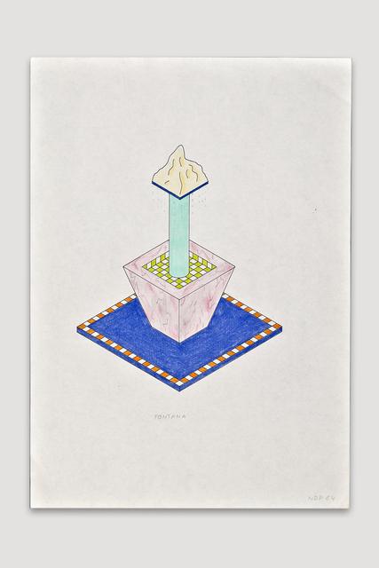 , 'Fontana (Fountain),' 1984, The Modern Archive