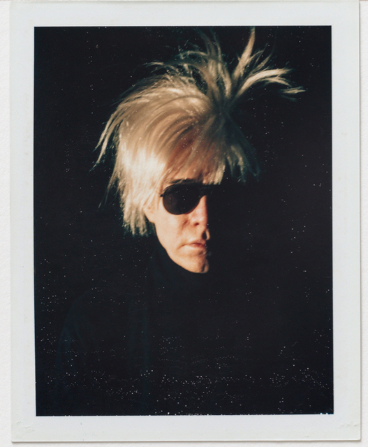, 'Self-Portrait in Fright Wig,' 1986, BASTIAN