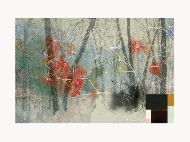 , 'Forest K005,' ca. 2018, Artgráfico