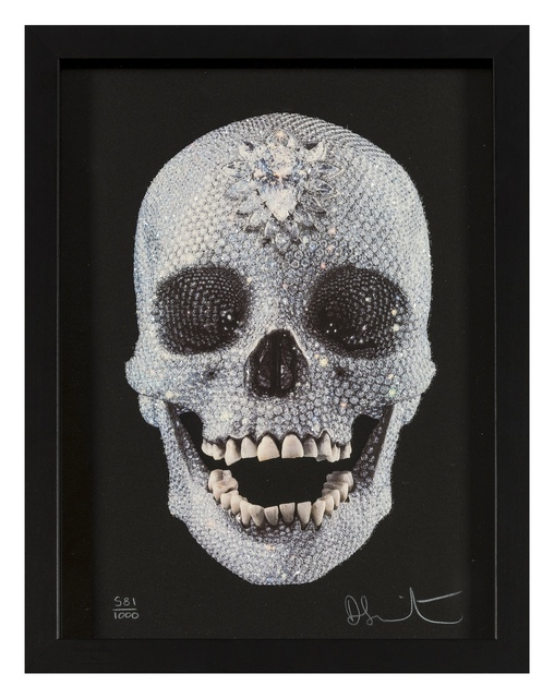 Damien Hirst, 'For the Love of God', 2009, Forum Auctions