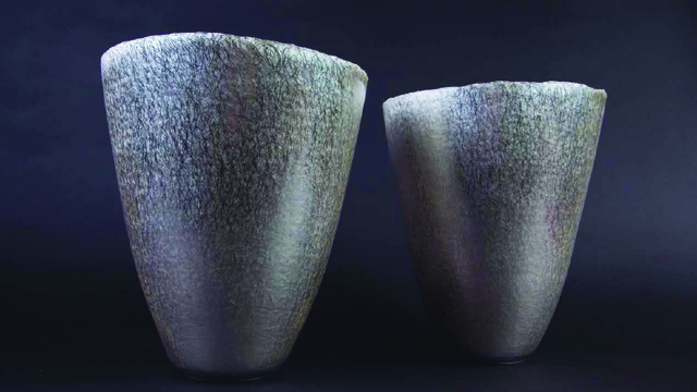 , 'High Zen Bowls (pair),' 2015, Long-Sharp Gallery