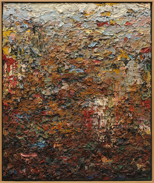 , 'Paintscape 3,' 2011, Seager Gray Gallery