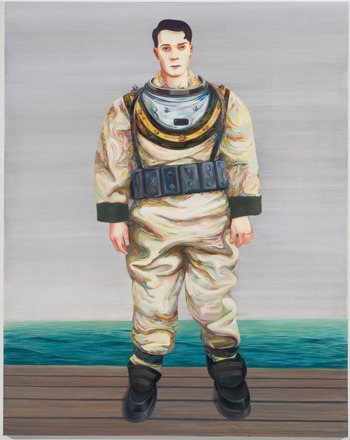, 'Deep Sea Diver,' 2007, New Museum