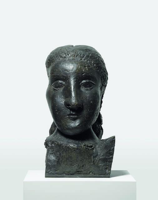 Pablo Picasso, 'Tête de femme (Dora) (Head of a Woman, Dora)', 1941, Fondation Beyeler