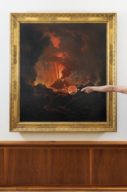 Matts Leiderstam, 'After Image (Vesuv-Ausbruch)', 2011, Andréhn-Schiptjenko