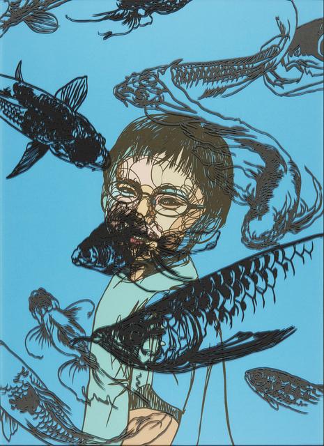 , 'Fish boy,' 2016, Micheko Galerie