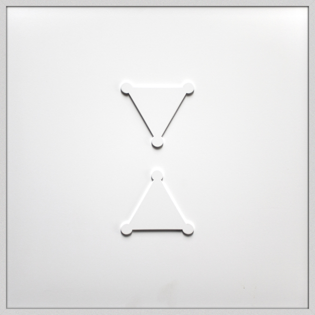 , 'Quartz Code 1,' 2012, Galeria Lume