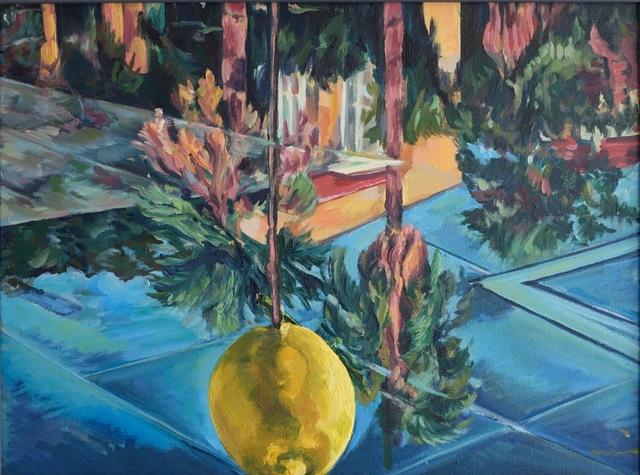 , 'Sacred Lemon, Paillon, Nice,' 2017, NoonPowell Fine Art