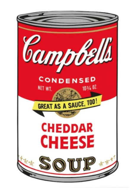 Andy Warhol, 'Cheddar Cheese F.S. II 63', 1969, Lush Art Agency