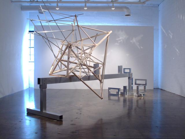 , 'Mr. Lucky,' 2015, Barry Whistler Gallery