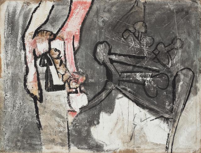 , 'Untitled,' 1954, Galerie Diane de Polignac & Chazournes
