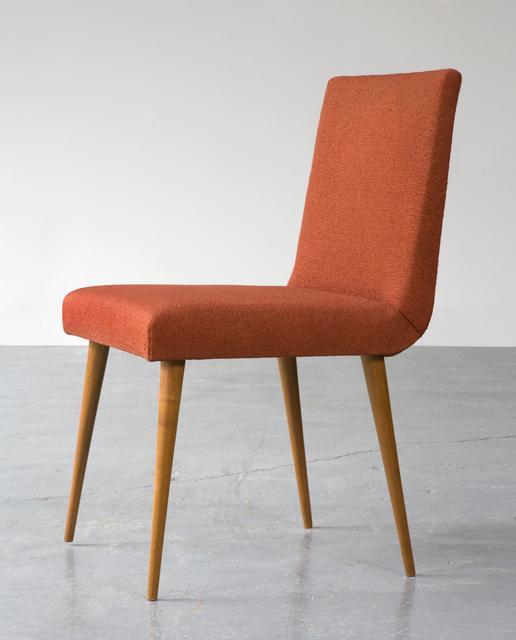 Joaquim Tenreiro, 'Desk chair', 1950s, Design/Decorative Art, Caviona wood, upholstery, R & Company