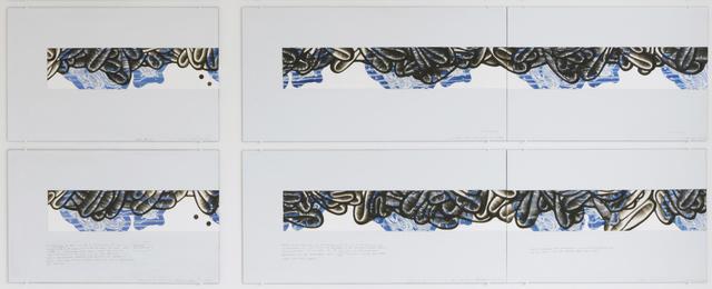 , 'For painting #645 ,' 2014, Galerie Anke Schmidt