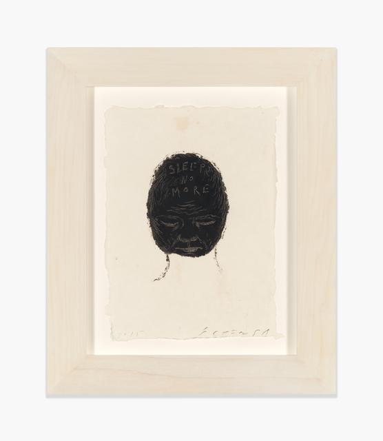 , 'Sleep No More I,' 2017, Richard Gray Gallery