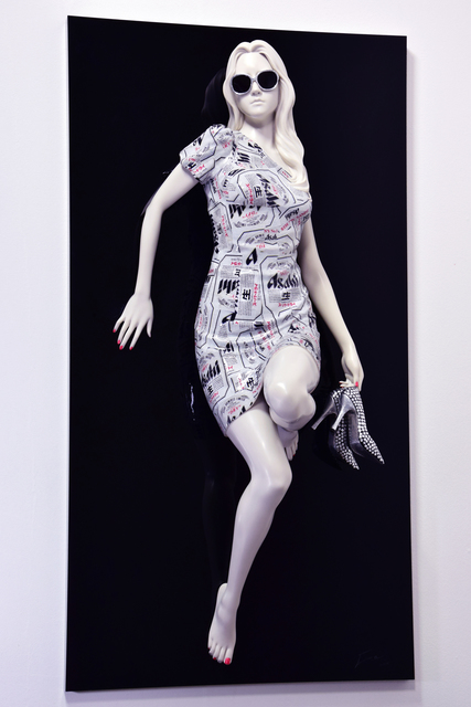 , ' Female hero (Asahi),' 2015, Eugene Gallery