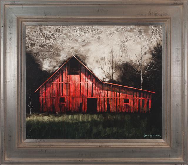Joel Sager, 'Sylvan Structure VI', 2019, Sager Braudis Gallery