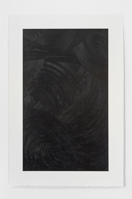 , 'Black Landscape VII,' 2019, Acervo – Contemporary Art