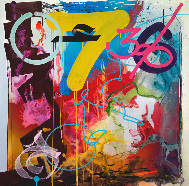 , '7 Seas and the big 5,' 2017, Le Feuvre & Roze