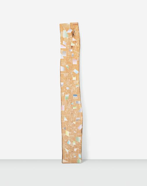 , 'White Lines,' 2016-2018, Miles McEnery Gallery