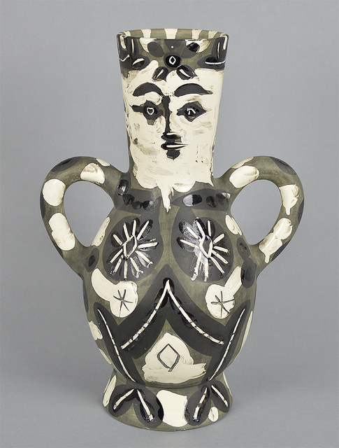 Pablo Picasso, 'Vase deux anses hautes (Vase with Two High Handles) (The King)', 1952, Masterworks Fine Art
