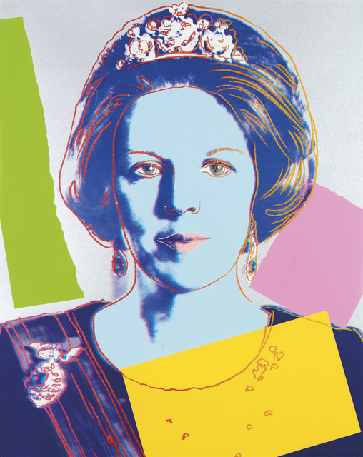 Andy Warhol, 'Queen Beatrix, from: Reigning Queens (Royal Edition)', 1985, Christie's
