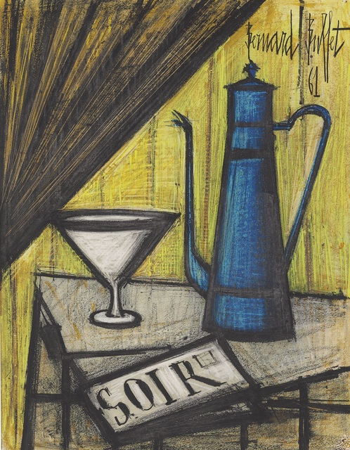 , 'Nature morte à la cafetière bleue,' 1961, Opera Gallery