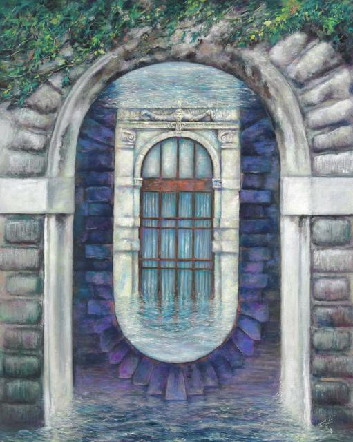 , 'The Door within Doors,' 2015, East Gallery