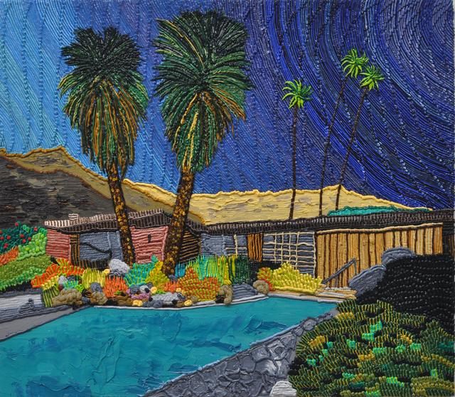 , 'Edris House 2,' 2017, Craig Krull Gallery