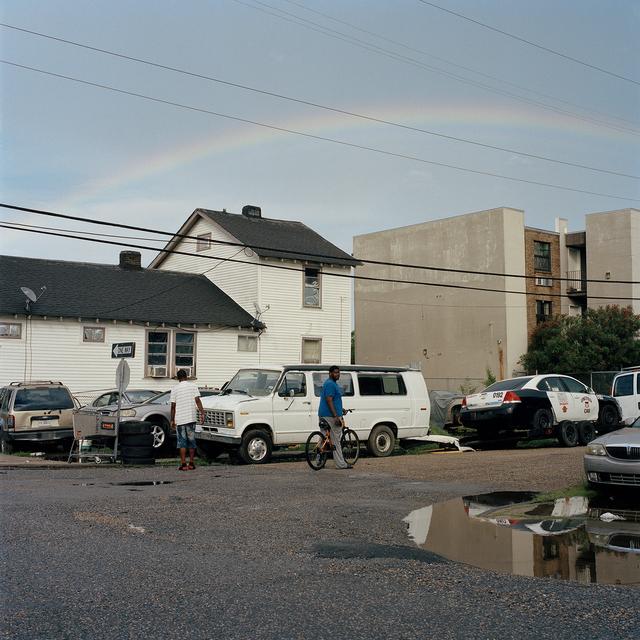 , 'Rainbow,' 2017, SVA Galleries