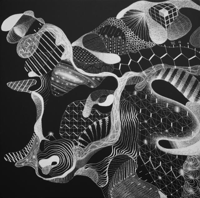 , 'Sans titre (Mouflon),' 2015, galerie du jour agnès b.