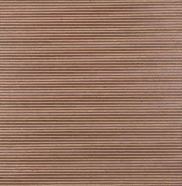 Sean Scully, 'Untitled (Horizontals: Brown)', 1976, Heritage Auctions