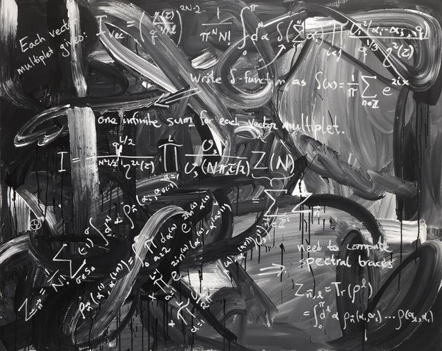 , 'One Infinite Sum,' 2017, Knight Webb Gallery