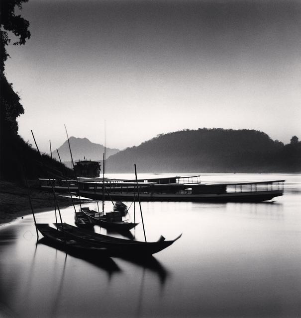 , 'Mekong River Sunset, Luang Prabang, Laos,' 2015, Robert Mann Gallery