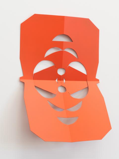 Matt Keegan, 'Cutout (Orange Blossom)', 2019, Altman Siegel