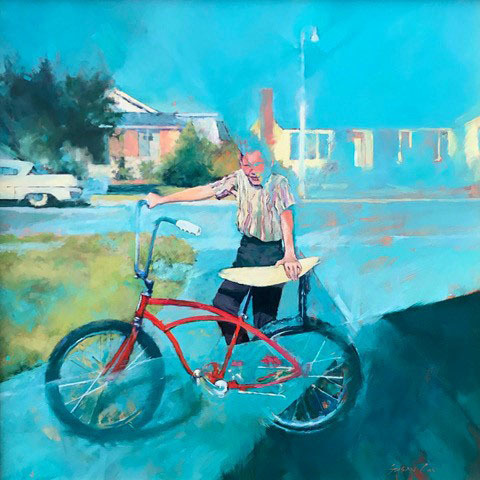 Susan Cox, 'Fading Memories - Childhood', 2019, CODA Gallery
