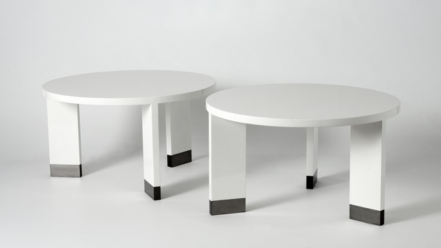 , 'Pair of Side Tables,' ca. 1950, Maison Gerard