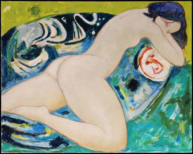 , 'Melancholy ,' 1968, Galerie de Souzy