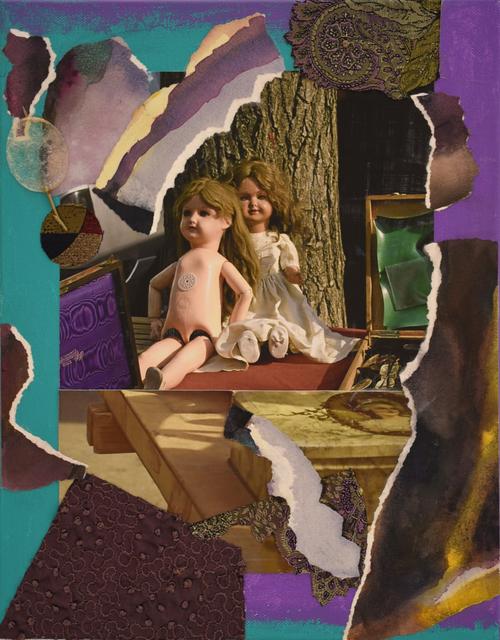 , 'Doll 2,' 2018, Carter Burden Gallery