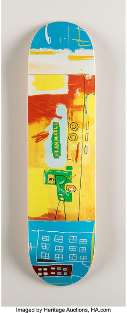 Jean-Michel Basquiat, 'Gastruck (Open Edition)', 2016, Heritage Auctions
