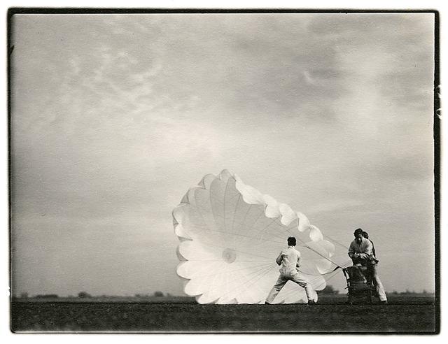 , 'Untitled #33 (Twenty Parachutes),' 1937, Wirtz Art