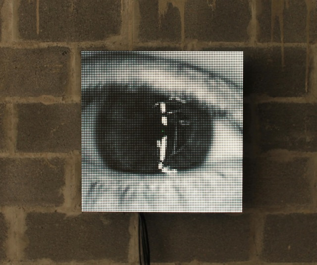 , 'Untitled [One-Panel Eye],' 2018, Wallplay