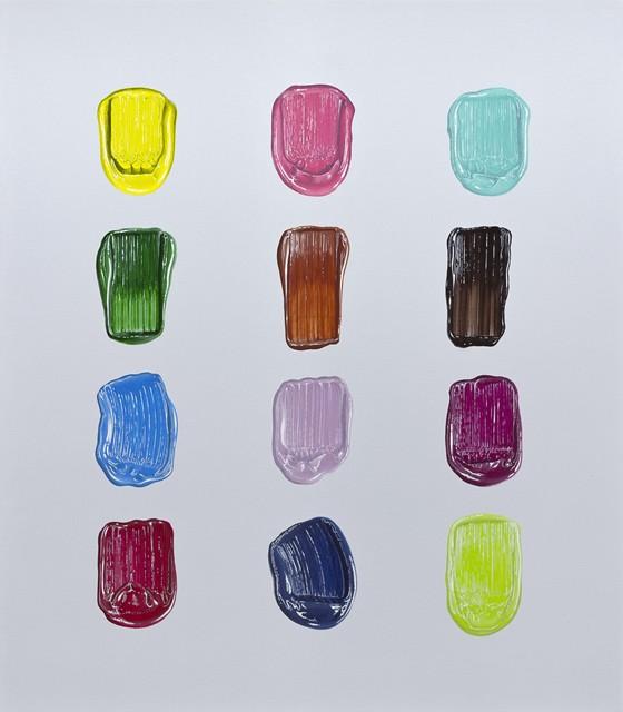 , 'Dozen Dots,' 2017, Evelyn Drewes Galerie